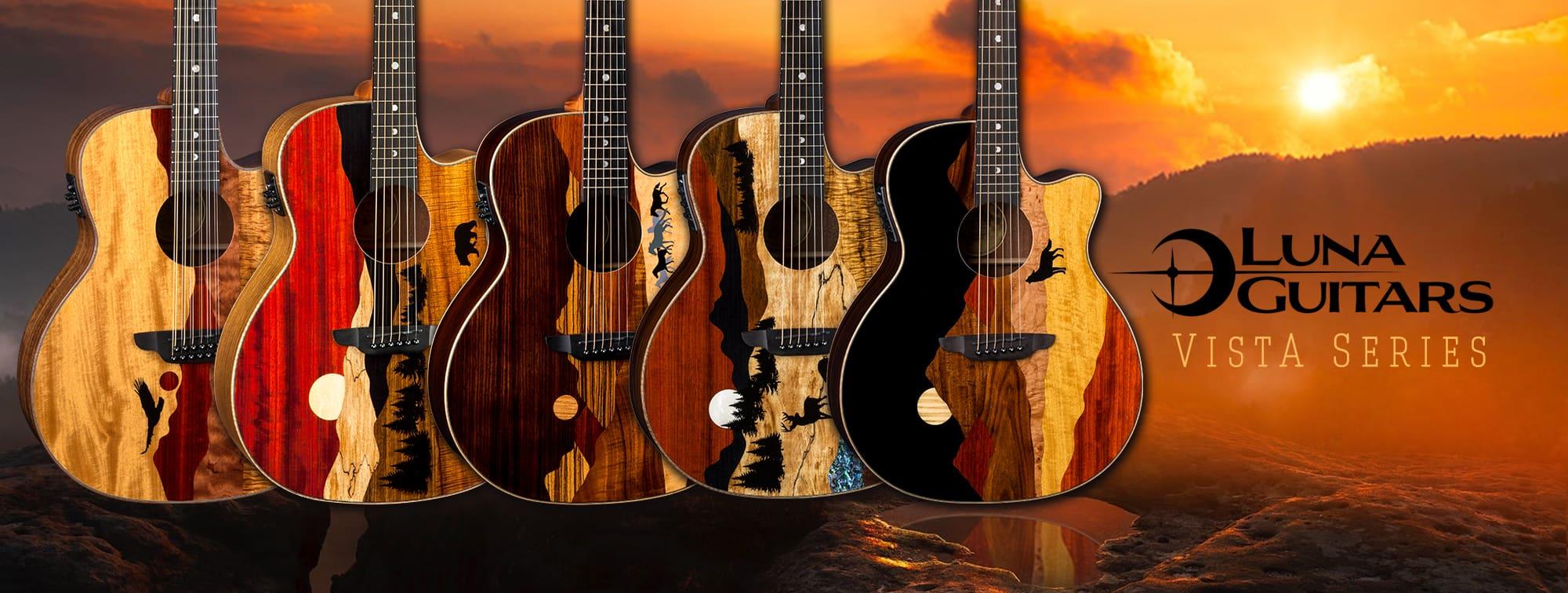 Luna Guitars Free Download Acoustic Electric Guitar Wiring Diagram Previous Next