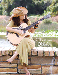 Luna Guitars Catalog