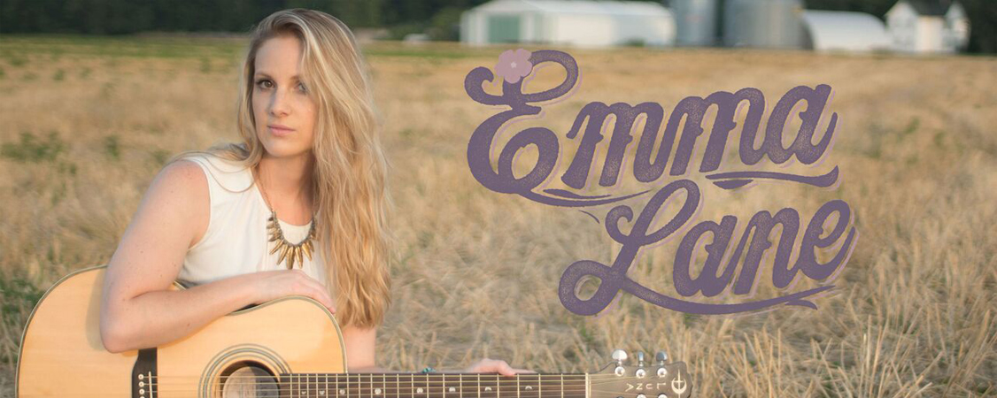 Emma Lane - Luna Guitars Artist