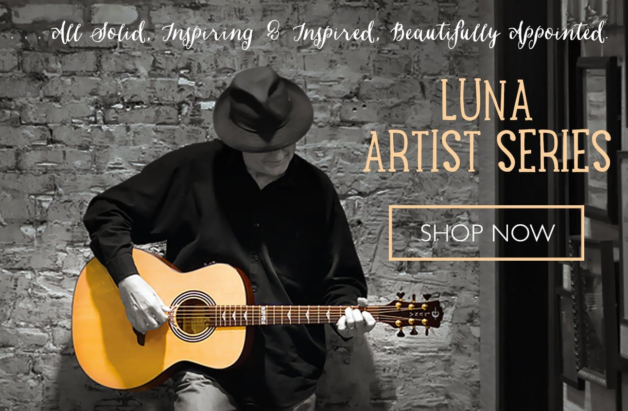 Acoustic Guitars - Artist Series