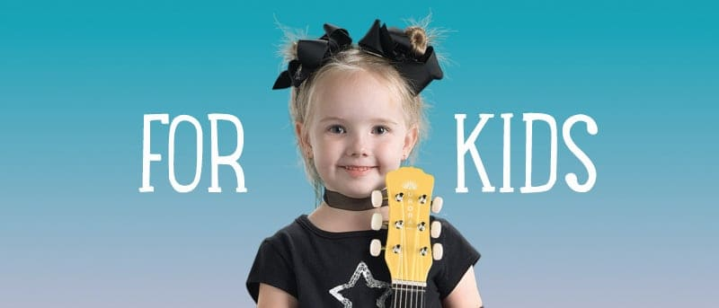 Guitars for Kids