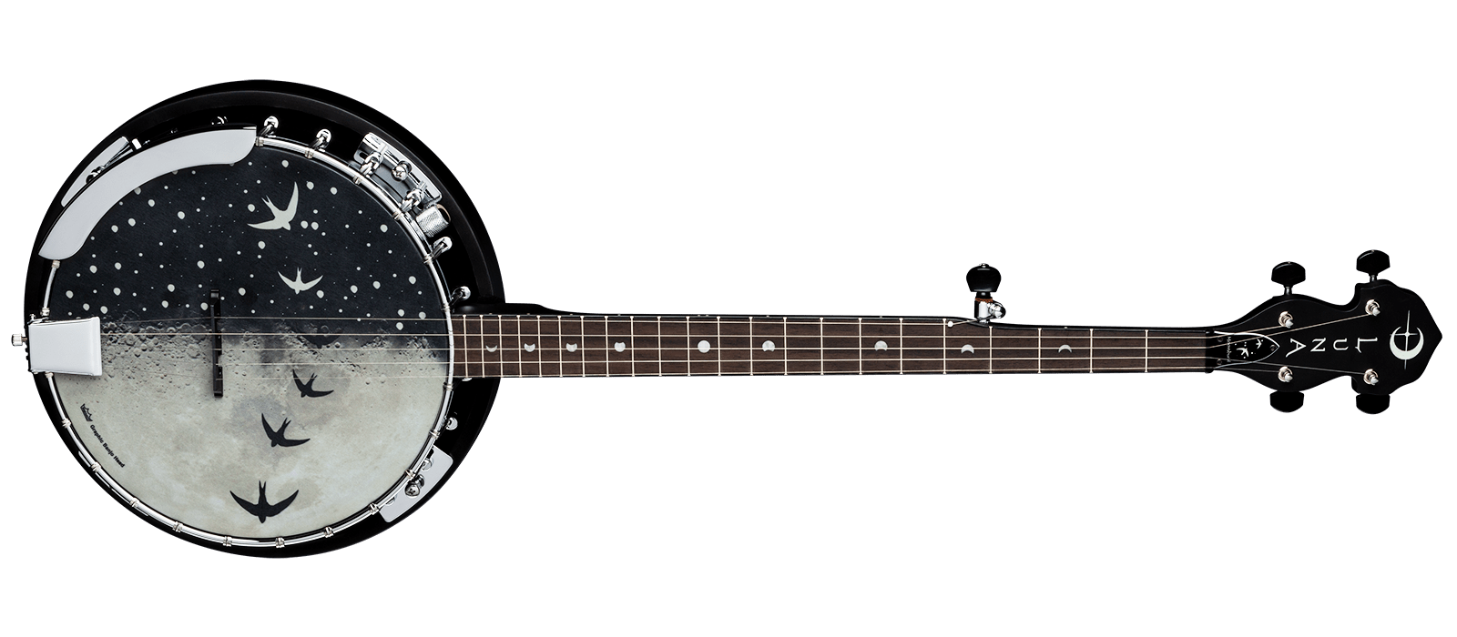 Moonbird 5-String Banjo A/E